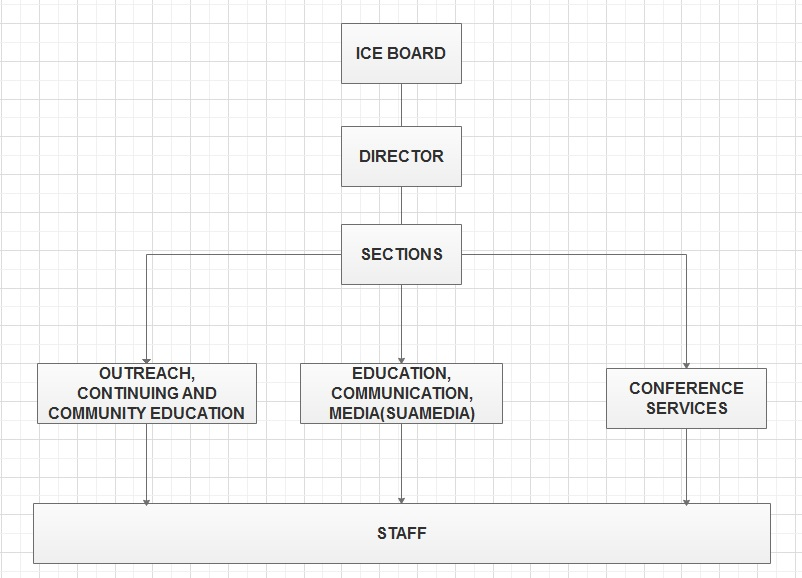 ICE Leadership Structure