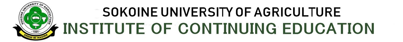 Institute of Continuing Education – Sokoine University of Agriculture
